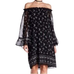 NWT Max Studio Off-the-Shoulder Dress
